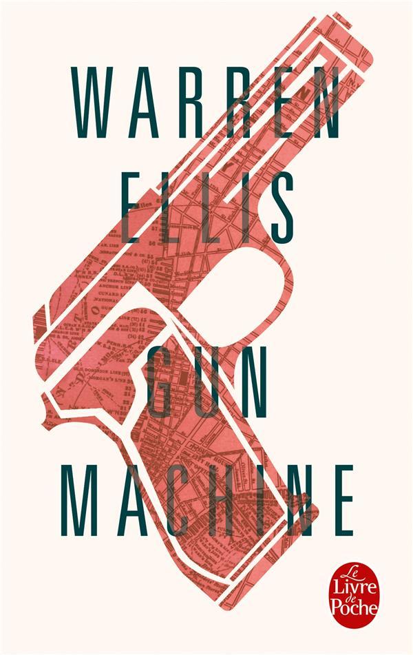GUN MACHINE Ellis Warren