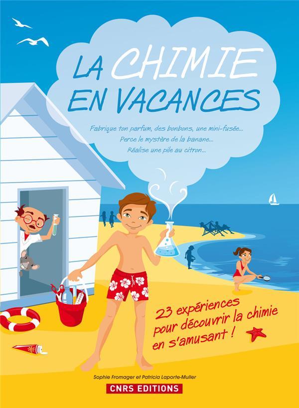 La Chimie En Vacances ; Cahier De Vacances