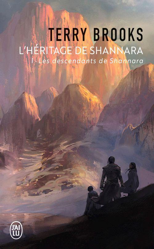 L'heritage de Shannara t.1 ; les descendants de Shannara