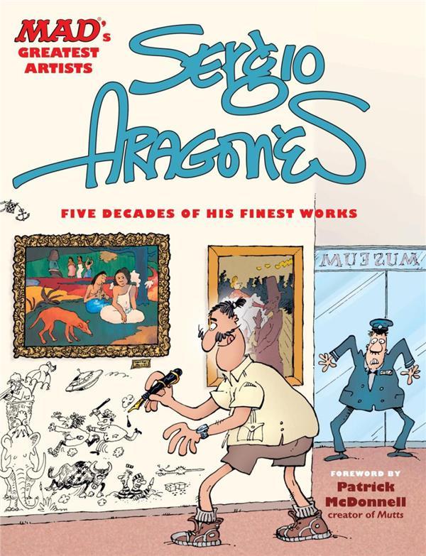 Mad présente Sergio Aragones