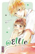 Vente Livre Numérique : @Ellie #je n'ai pas besoin de petit ami T.9  - Momo Fuji