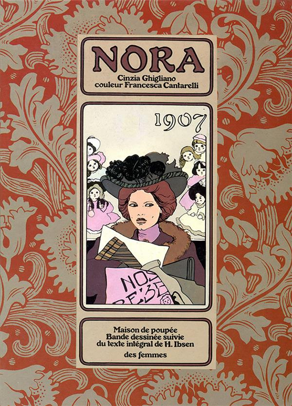 Nora ; maison de poupée
