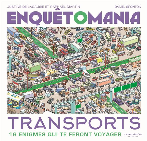 ENQUETOMANIA  -  TRANSPORTS