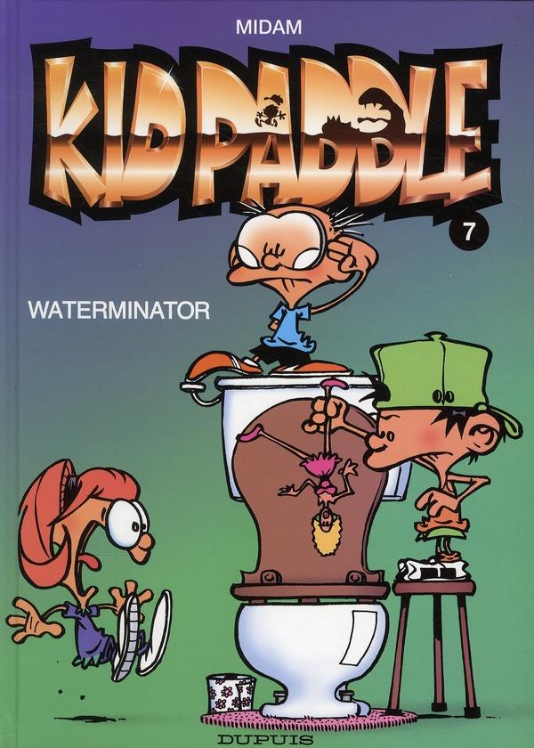 KID PADDLE T.7  -  WATERMINATOR