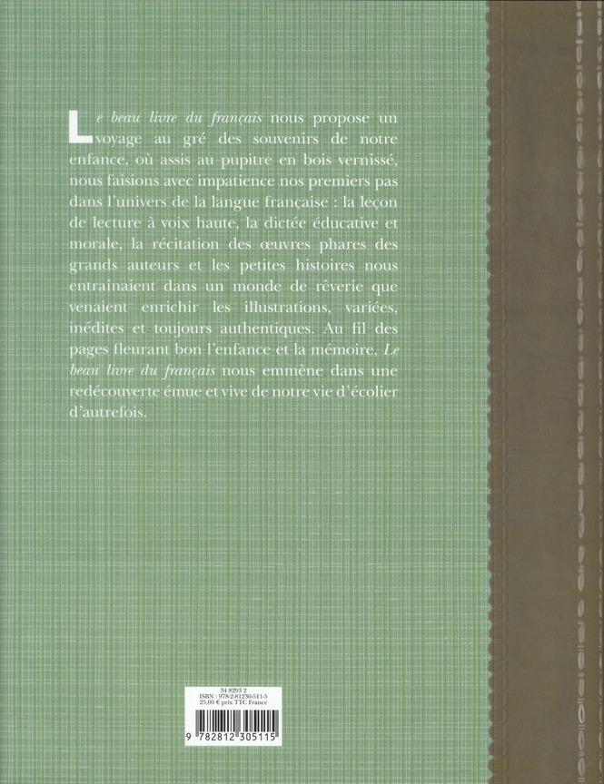 Le beau livre du français