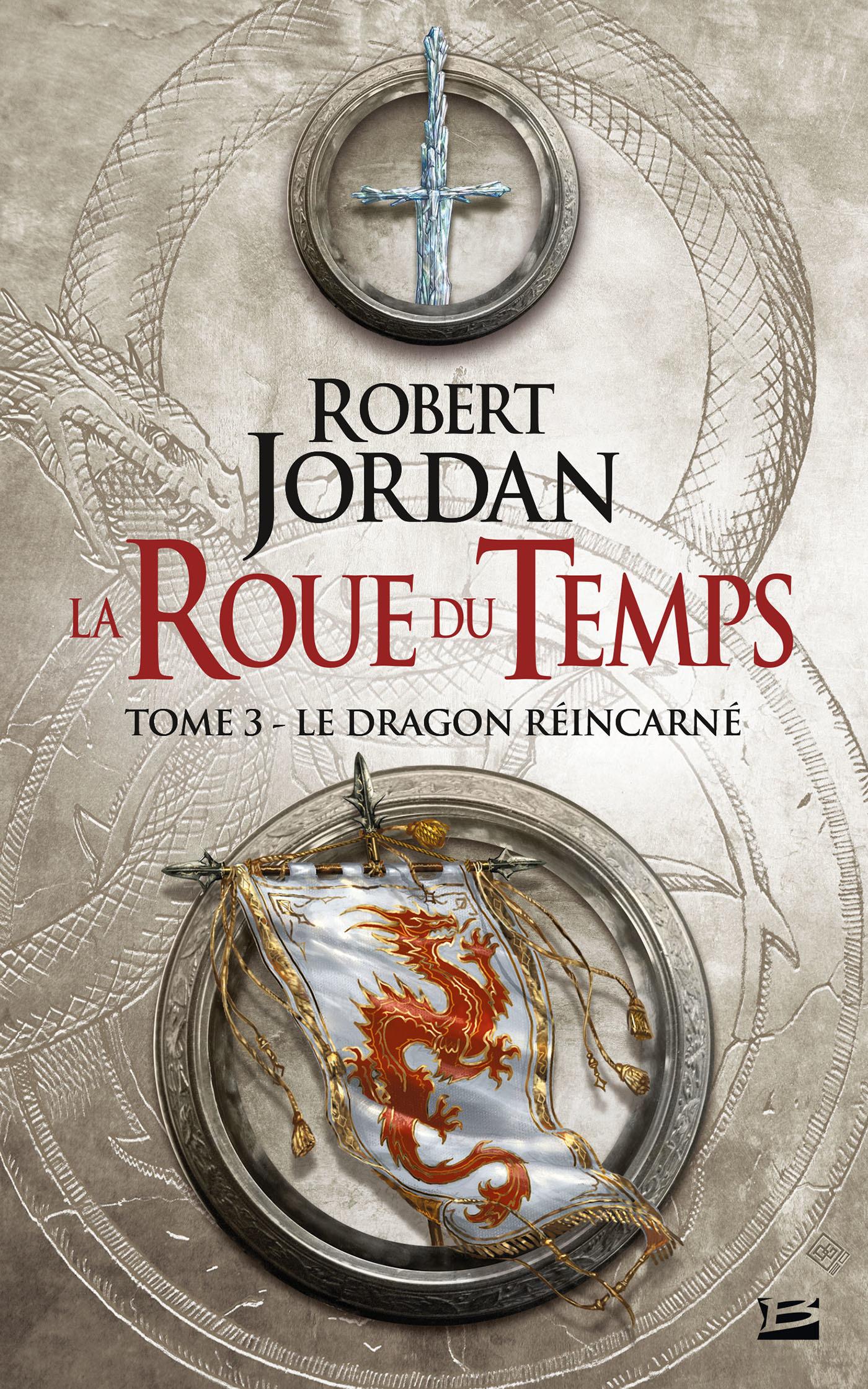 La roue du temps T.3 ; le dragon réincarné