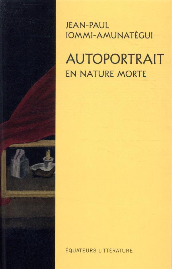 Autoportrait en nature morte