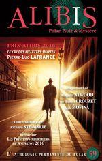 Vente Livre Numérique : Alibis 59  - Margaret Atwood - Pierre-Luc Lafrance - Rick Mofina - Yves-daniel Crouzet - Revue Alibis