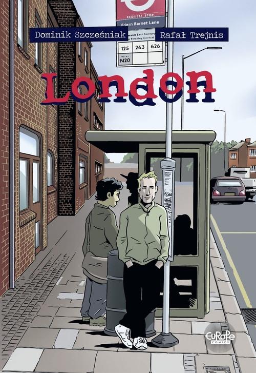London  - Dominik Szcze''Sniak