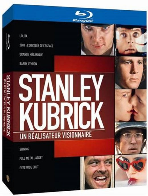 Stanley Kubrick - Un réalisateur visionnaire - Coffret