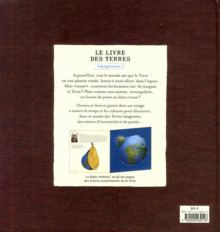 Le livre des terres imaginées