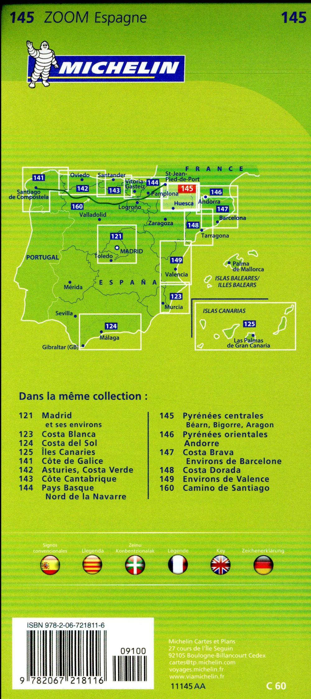 Pyrenées centrales ; Béarn, Bigorre, Aragon