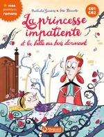 La princesse impatiente et la belle au bois dormant  - Jess Pauwels - Nathalie Somers