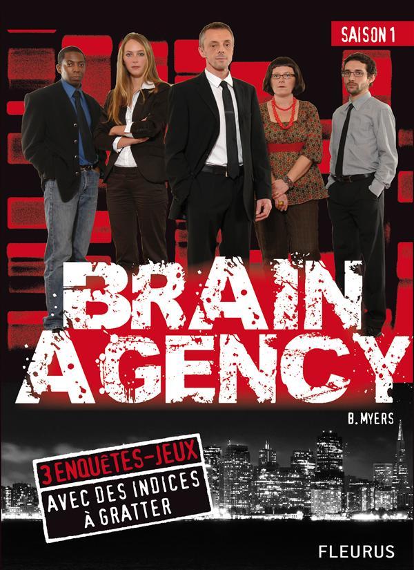 Brain agency ; saison 1
