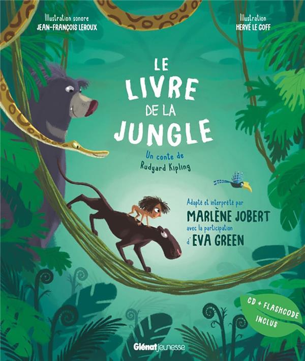 Marlène Jobert raconte ; le livre de la jungle