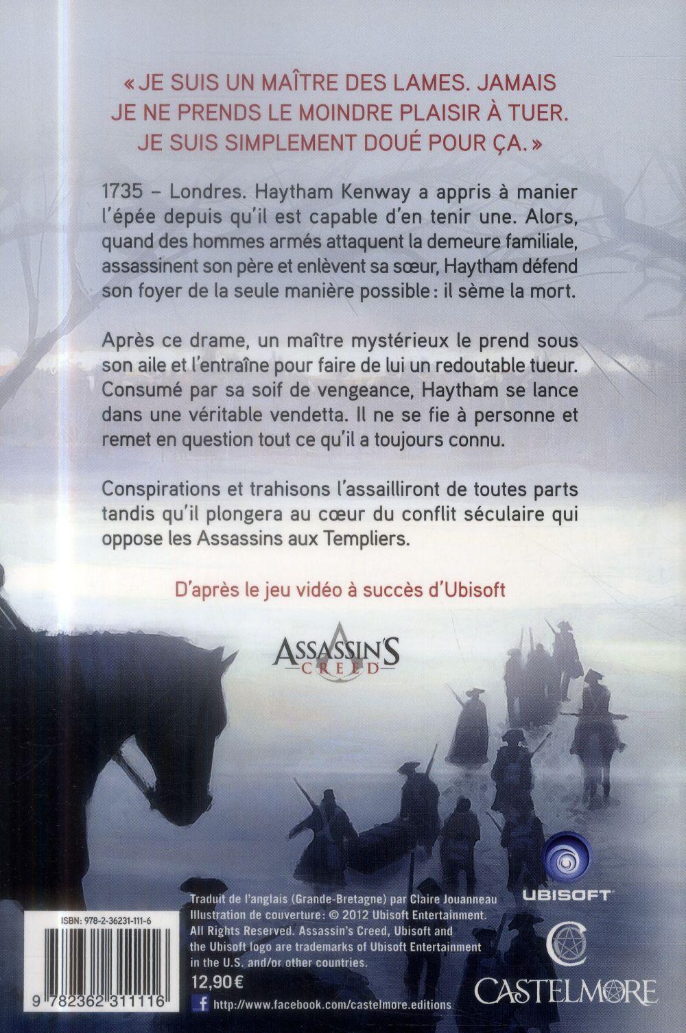 Assassin's Creed T.5 ; forsaken