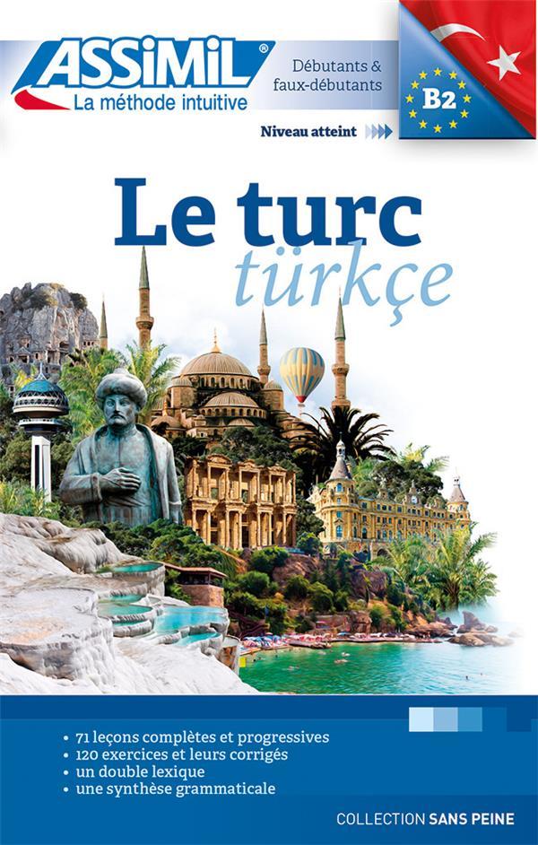 LE TURC  -  DEBUTANTS ET FAUX-DEBUTANTS B2 (EDITION 2018)