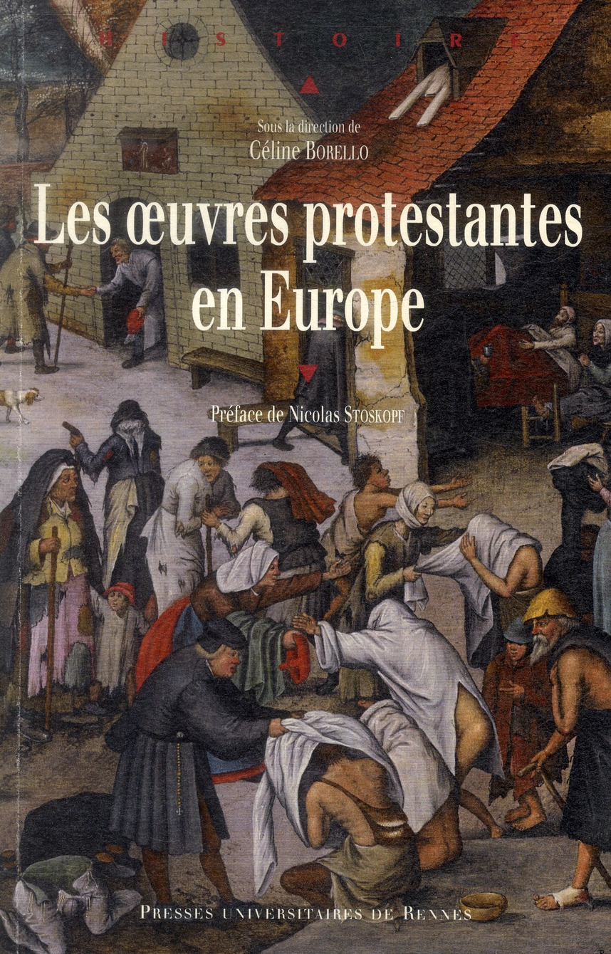 Oeuvres protestantes en Europe