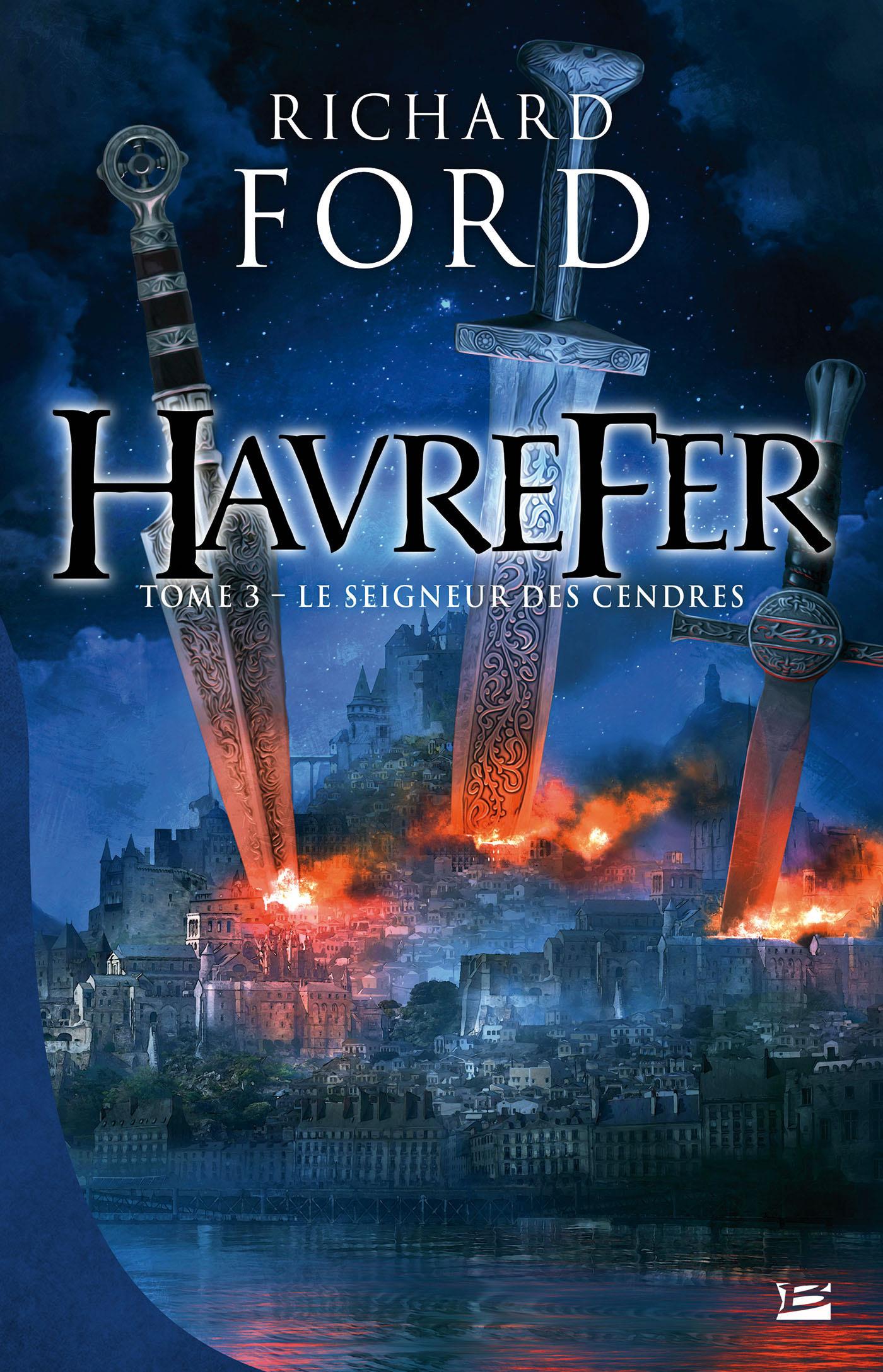 Havrefer T.3 ; le seigneur des cendres