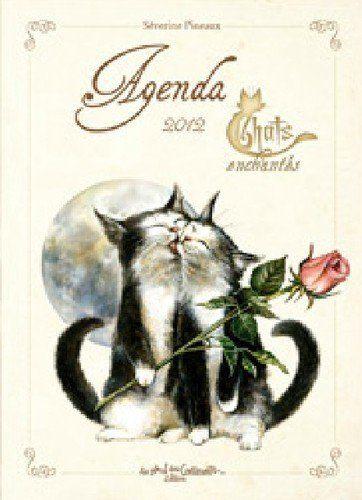 Agenda annuel des chats enchantés 2011/2012