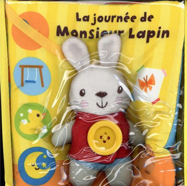 LA JOURNEE DE MONSIEUR LAPIN