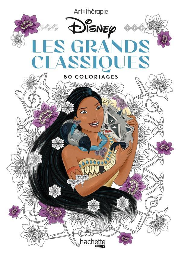 Les grands classiques ; 60 coloriages