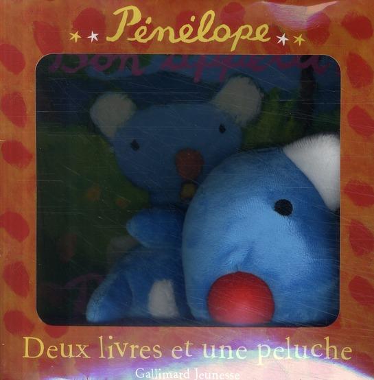Le Coffret De Penelope (Deux Livres Et Une Peluche)