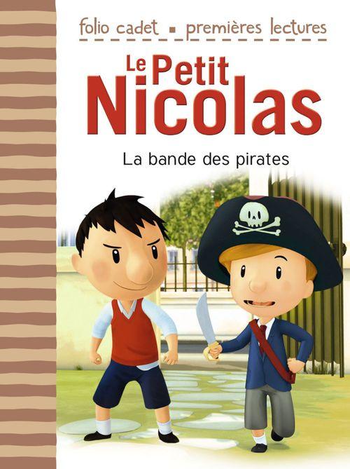 Le petit Nicolas T.12 ; la bande des pirates