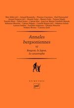 Vente Livre Numérique : Annales bergsoniennes, VI  - François Arnaud - Camille Riquier - Shin Abiko