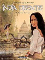 Vente EBooks : India Dreams (Tome 5) - Trois femmes  - Maryse Charles