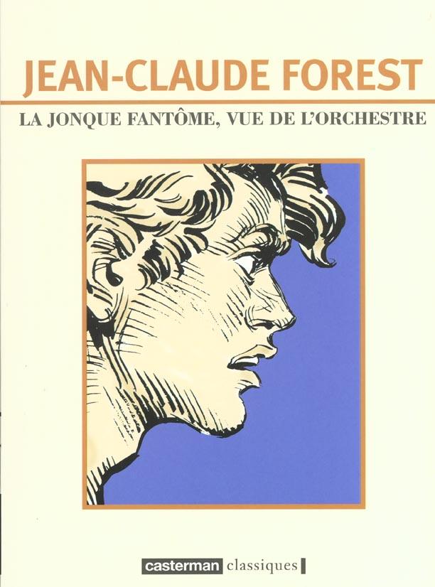 La Jonque Fantome, Vue De L'Orchestre