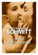 Vente Livre Numérique : Journal d'un amour perdu  - Éric-Emmanuel Schmitt
