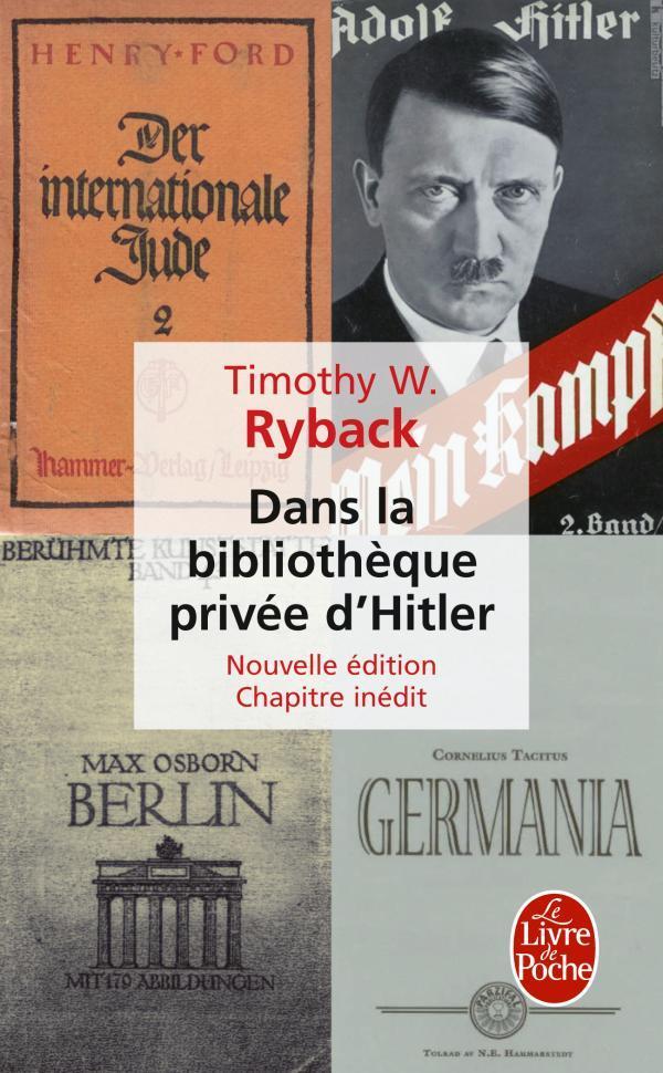 Dans La Bibliotheque Privee D'Hitler