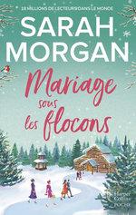 Vente Livre Numérique : Mariage sous les flocons  - Sarah Morgan