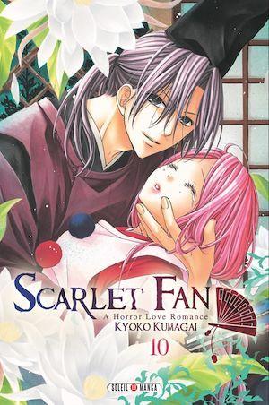 Scarlet fan t.10
