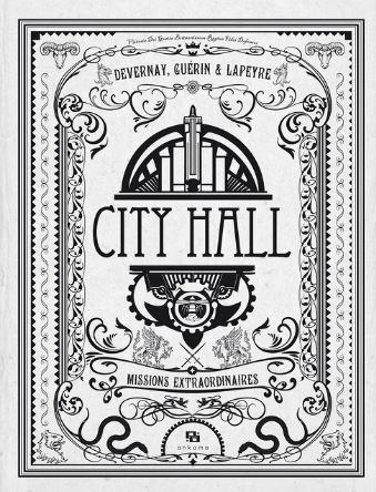 City Hall ; le jeu d'aventure