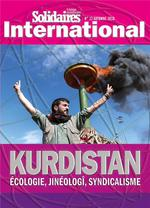 Kurdistan ; solidaires international