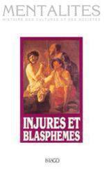 Vente EBooks : Injures et blasphèmes  - Jean Delumeau