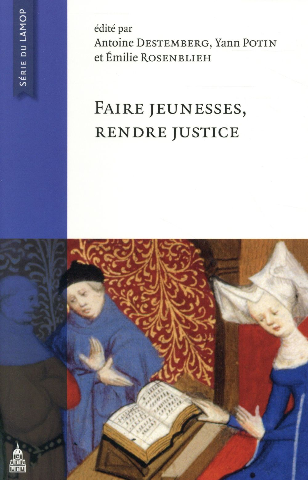 Faire jeunesses, rendre justice