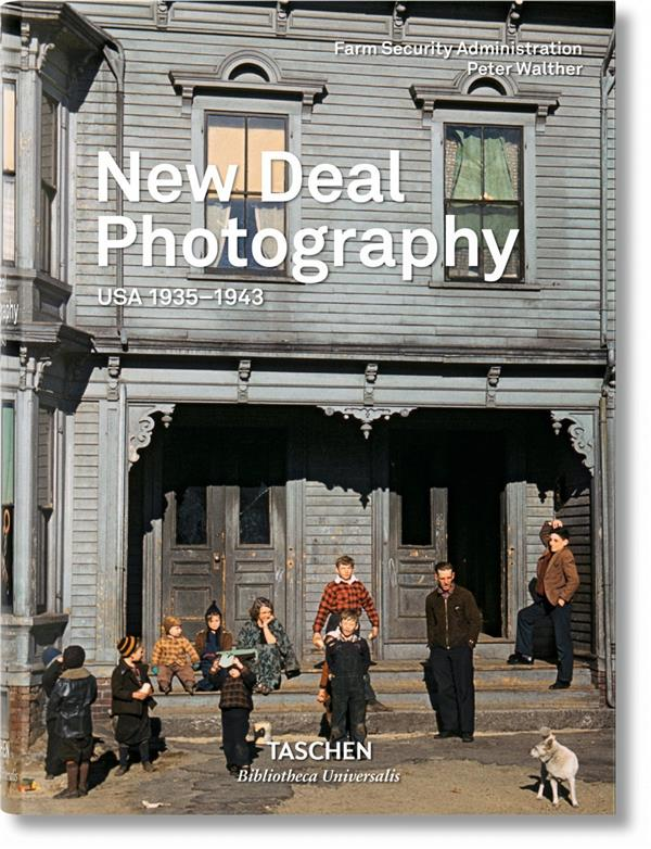 New deal photography ; usa, 1935-1943