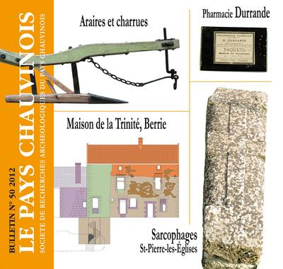 BULLETIN T.50 ; le pays chauvinois