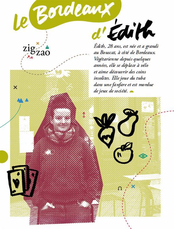 Le Bordeaux d'Edith - carnets d'expériences