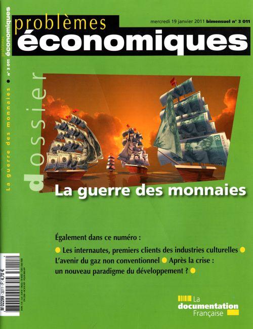 Problemes Economiques T.3011; La Guerre Des Monnaies Aura-T-Elle Lieu?