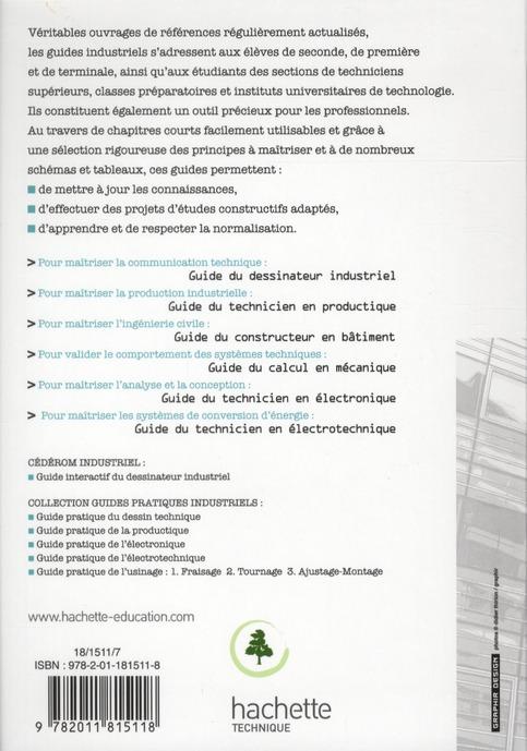 le guide du constructeur en bâtiment ; livre de l'élève (édition 2012)