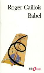 Vente Livre Numérique : Babel / Vocabulaire esthétique  - Roger Caillois