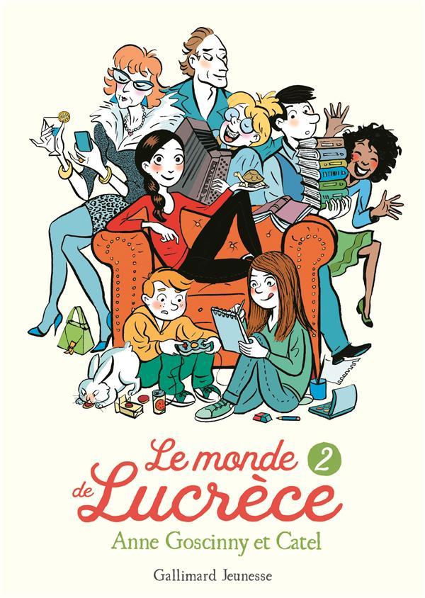 Le monde de Lucrèce T.2