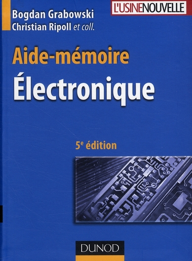 Aide-Memoire - Electronique - 5eme Edition