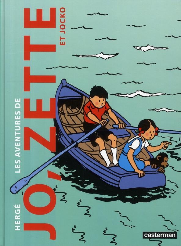 les aventures de Jo, Zette et Jocko ; intégrale
