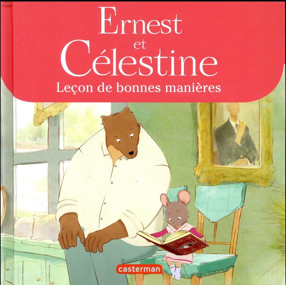 Ernest et Célestine ; leçon de bonnes manières