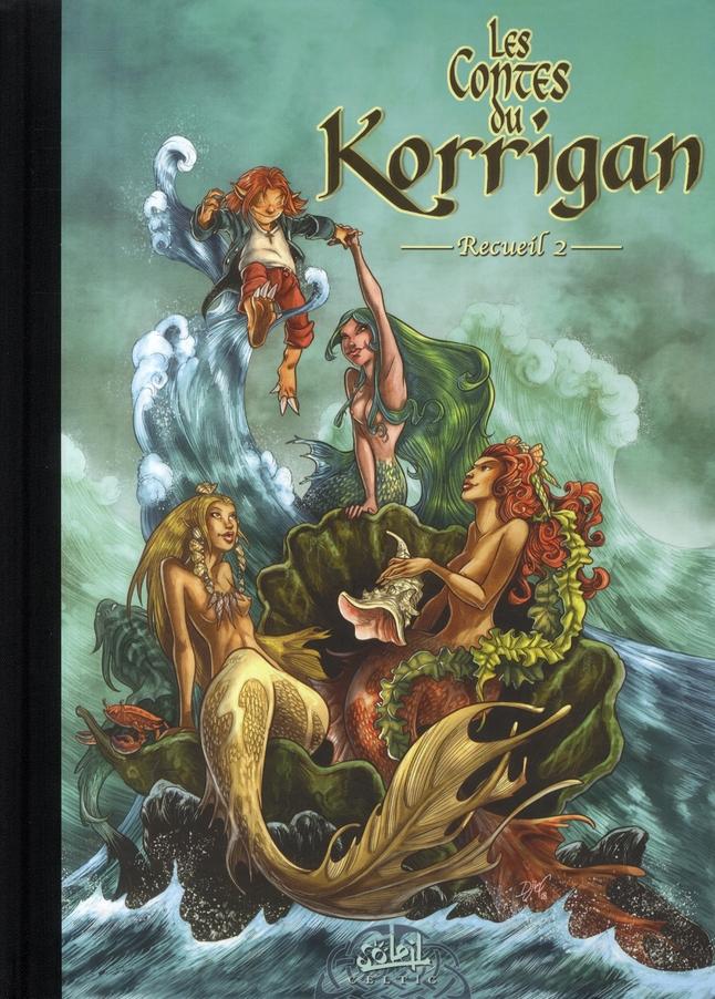 Les contes du Korrigan ; INTEGRALE VOL.2 ; T.3 ET T.4 ; recueil t.2